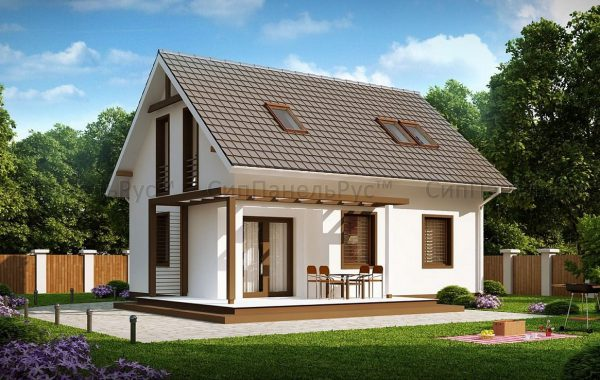 Дом KД-127