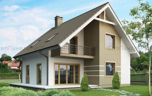 Дом KM-130