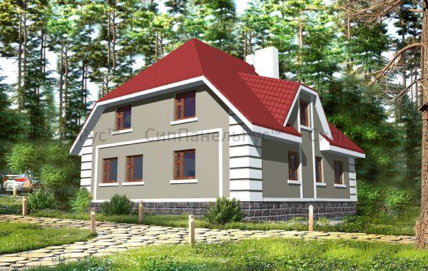Дом K-292
